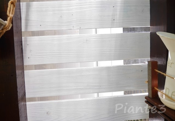 キシラデコールワイスの3回塗りの写真