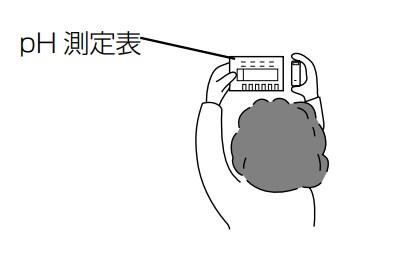 Panasonic アルカリ整水器 フォンテ4取扱説明書に載っている説明イラスト
