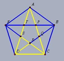 黄金比と正五角形 - Polyhedron...