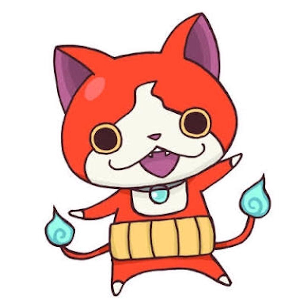 猫キャラクタージバニャン