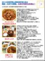 2011大邱世界陸上 - 大邱の代表的な料理は?