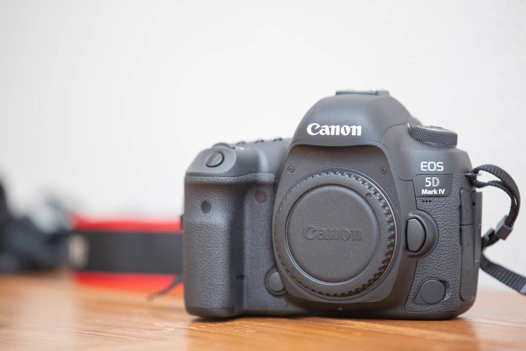 購入したCANON EOS5Dmark4