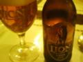 スリランカのライオンビール(^o^)