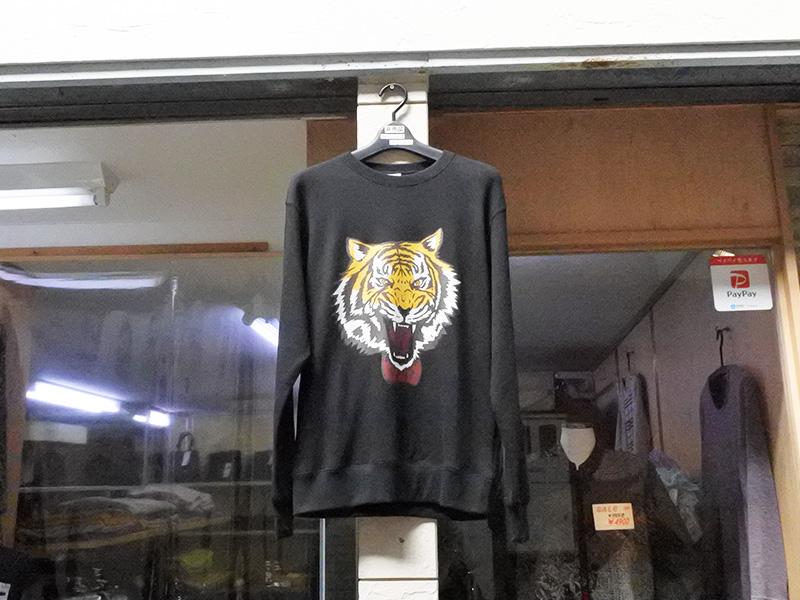 ユーリ 唐津 YOI トラTシャツ