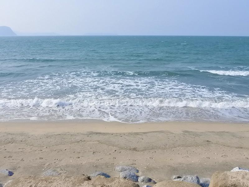 ユーリ 唐津 YOI 海岸