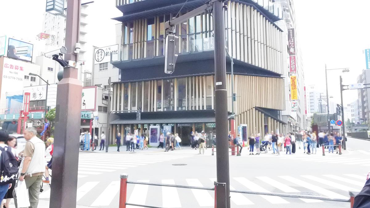 さらざんまい 聖地巡礼 浅草文化観光センター