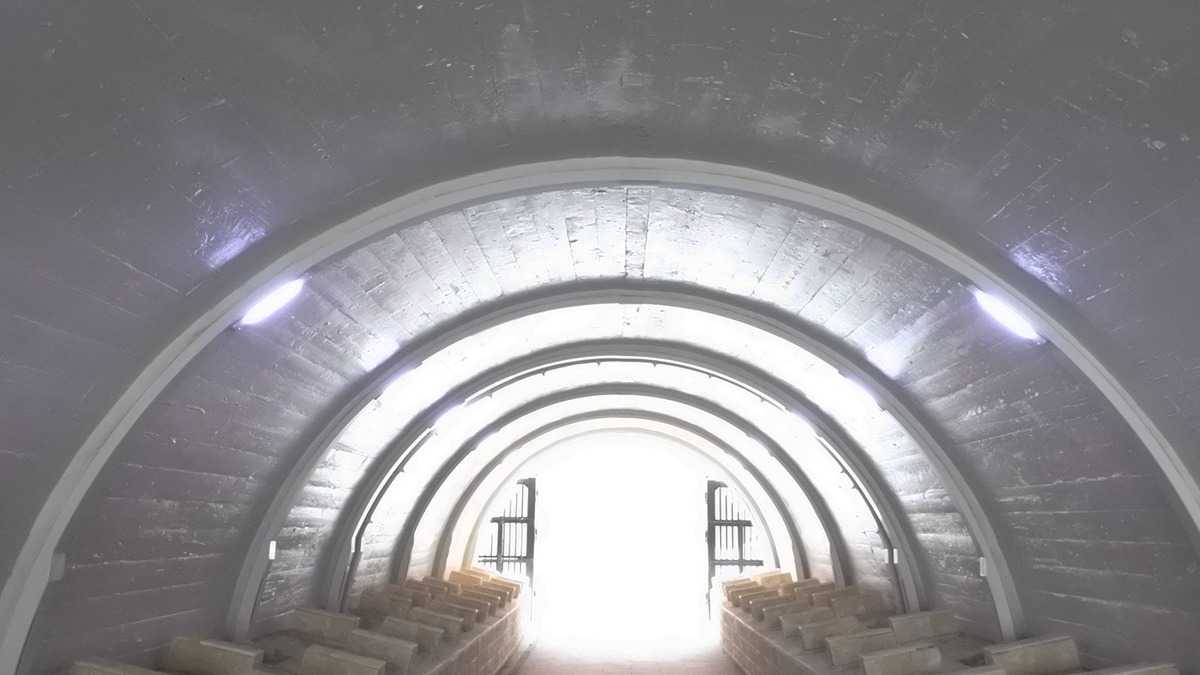 さらざんまい 聖地巡礼 トンネル