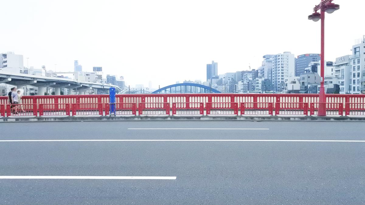 さらざんまい 聖地巡礼 吾妻橋