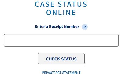 USCIS Case Check