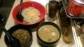 2018年 3月27日・味噌つけ麺