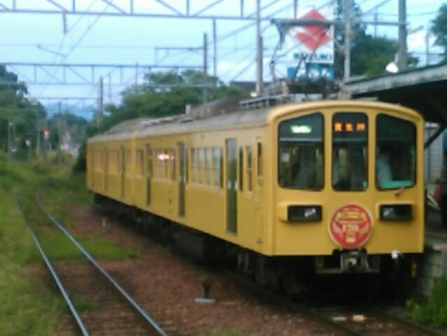 2018年 6月17日・近江鉄道