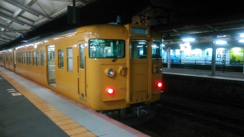 2019年 9月 2日・山陽本線(小野田~下関)