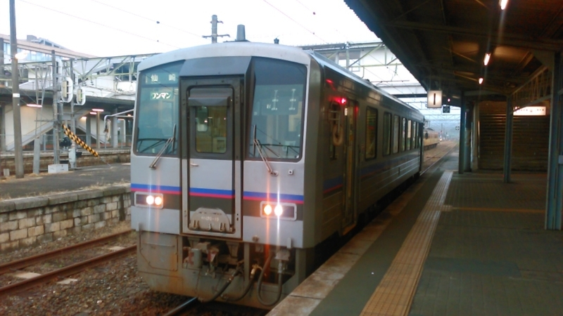 2019年 9月 3日・美祢線(厚狭~仙崎)