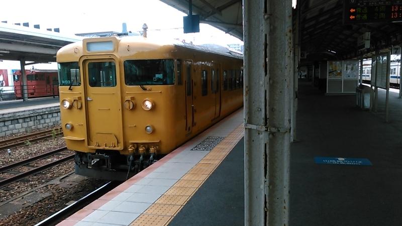 2019年 9月 3日・山陽本線(下関~岩国)