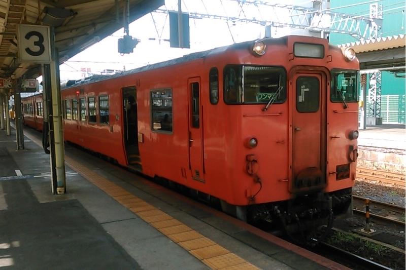 2019年 9月 3日・岩徳線(徳山~岩国)