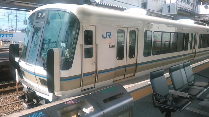 2019年 9月 4日・山陽本線姫路行き