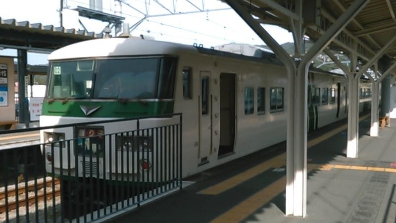 2019年11月 3日・伊豆箱根鉄道(踊り子・未乗車)