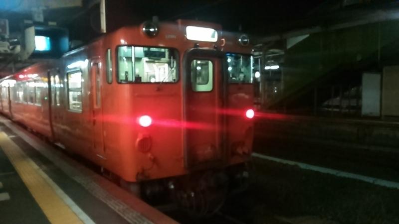 2020年 1月 7日・米子~鳥取