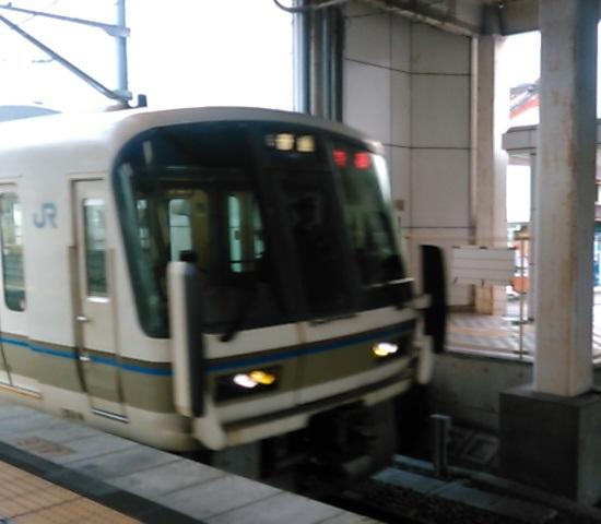 2020年 1月 8日・園部~京都
