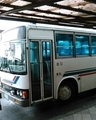 2020年 8月25日・帝産バス信楽駅