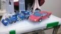 ランボルギーニ・カウンタックLP400 ペーパークラフト