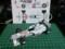 BAR HONDA 002 ペーパークラフト