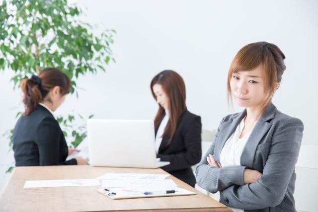 女性の転職の悩み