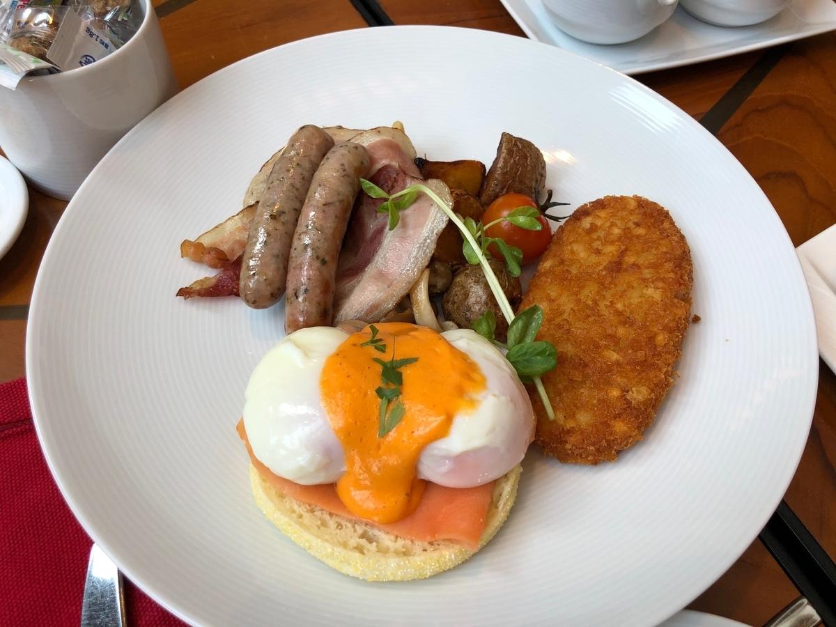 フォーシーズンズ京都 朝食 ブログ