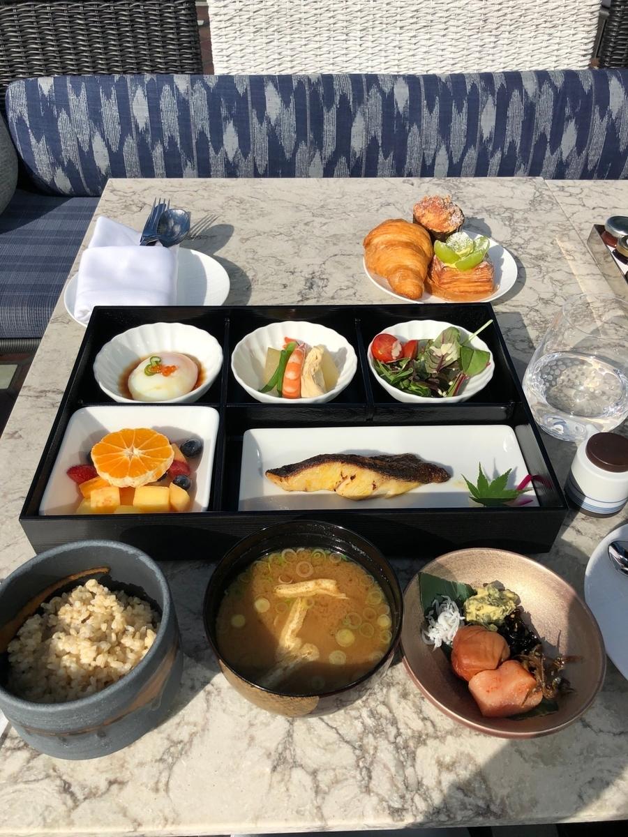ピニェート 朝食 ブログ