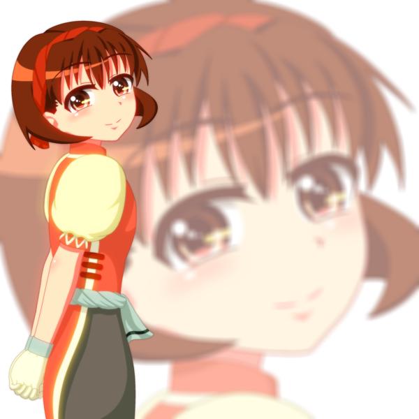 「幻想水滸伝Ⅱ」のナナミ