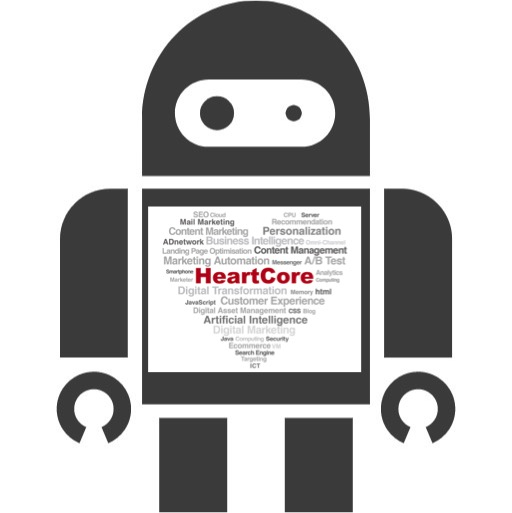 HeartCoreロボット