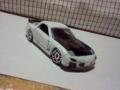 アニメ「Speed」 Alfa s RX-7 FD3S