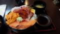 本日の海鮮丼 -すみれ