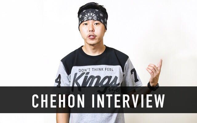 CHEHONインタビュー