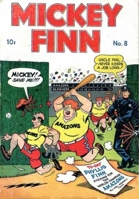 Mickey Finn #8