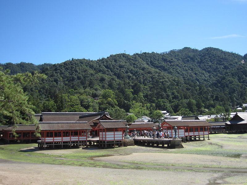 嚴島神社/社殿