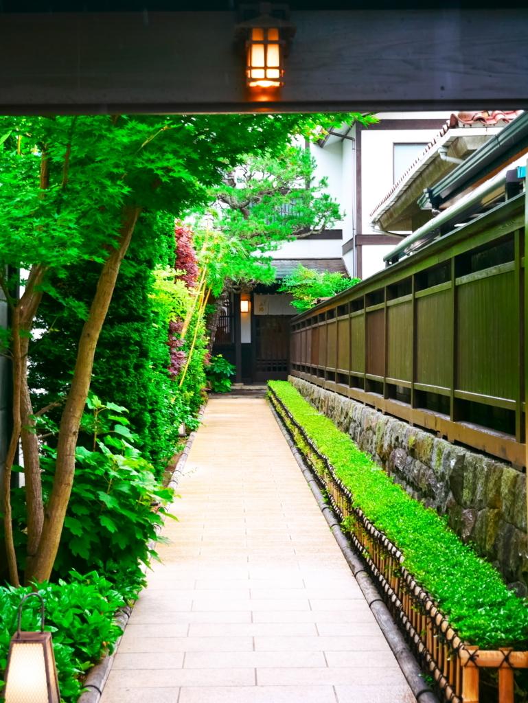 LUMIX 12-60mm | 作例 | 鎌倉 和食店