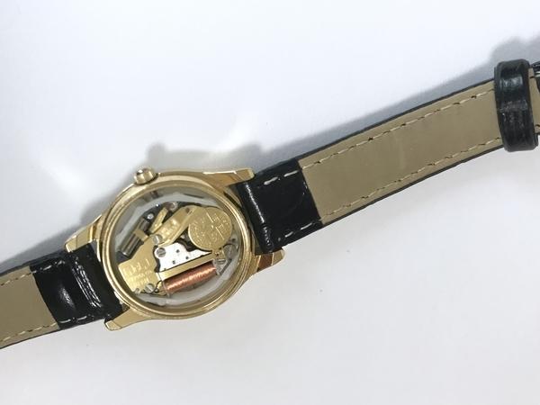 シチズン腕時計の電池交換の画像