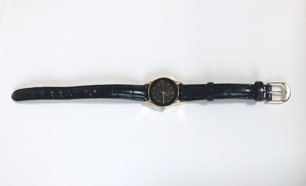 シチズンQ&Qの防水アナログ腕時計QA37-102レディースの画像