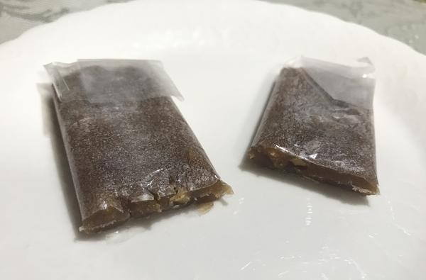 天狗堂宝船の函館銘菓の匠のくるみ餅