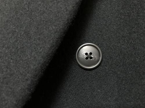 ユニクロとジルサンダーコラボ+Jのダブルフェイスダブルブレストコートのボタン画像