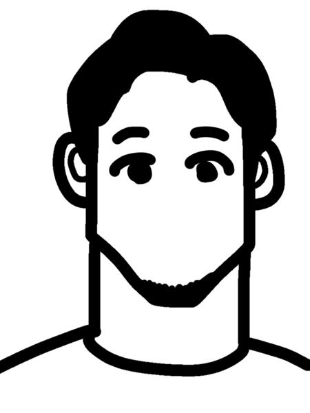 朝倉未来の似顔絵