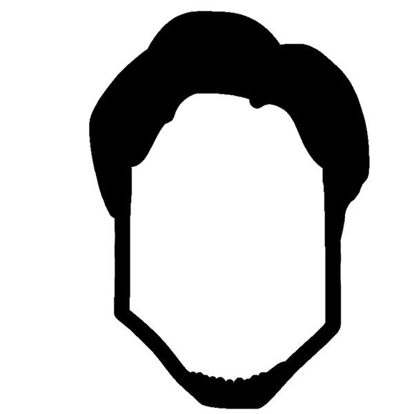 朝倉未来の似顔絵の髪型
