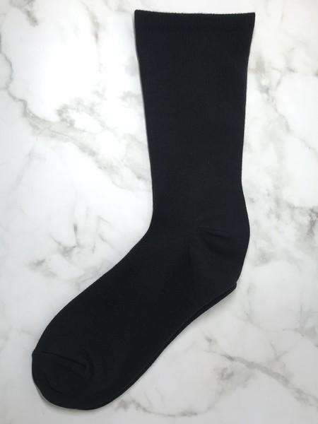 無印良品「足なり直角 足のサイズに合わせてくれる テーパード靴下」