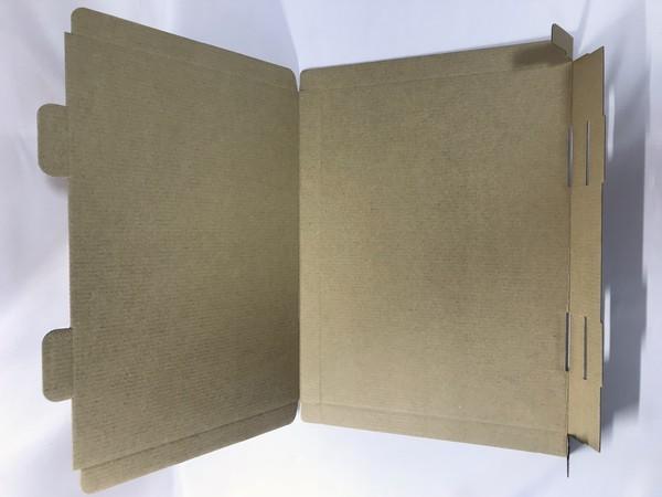 100円ショップのメルカリ用ネコポス・ゆうパケットダンボール箱A4