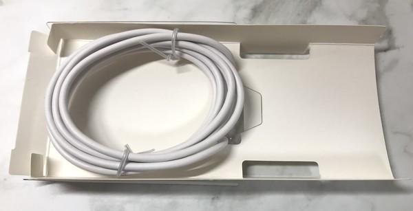 バッファロー BUFFALO BSMPCL215WH [USB2.0ケーブル(Type-A to Lightning) MFi認証モデル 1.5m ホワイト