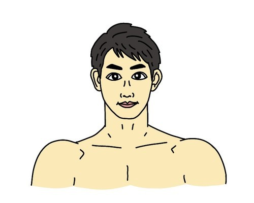 RIZINバンタム級トーナメント2021出場瀧澤謙太選手の似顔絵