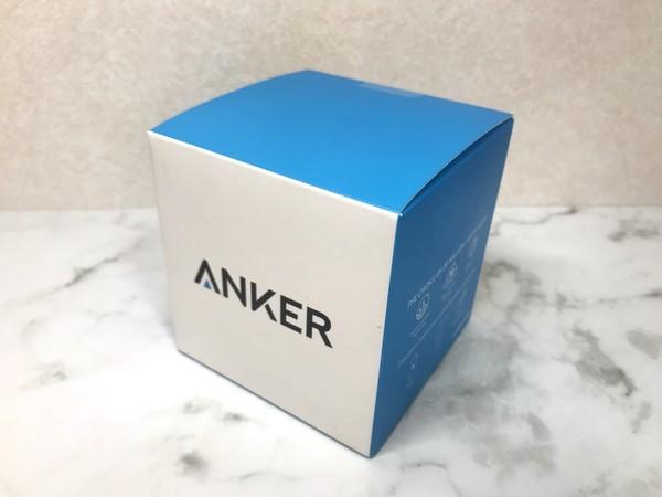 Anker Soundcore mini A31015B1 パッケージ