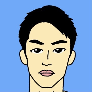 RIZIN総合格闘家 朝倉海選手の似顔絵