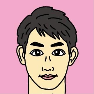 RIZIN総合格闘家 瀧澤謙太選手の似顔絵